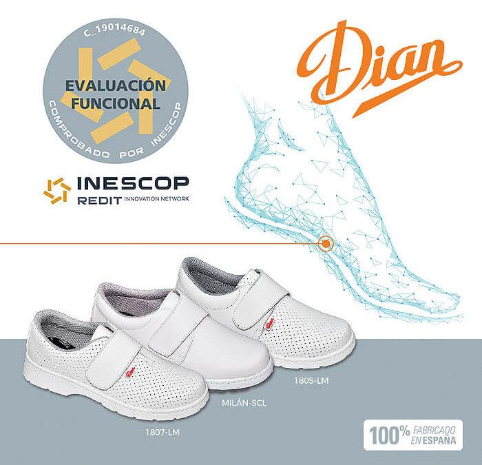 DIAN, primera empresa en obtener el sello de evaluación funcional de INESCOP